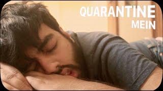 Quarantine Mein | Funny Quarantine Song | Boring Life | Yashraj Mukhate | Akshay Shinde