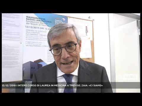 12/12/2019 | INTERO CORSO DI LAUREA IN MEDICINA A ...