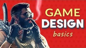 Basic Principles of Game Design