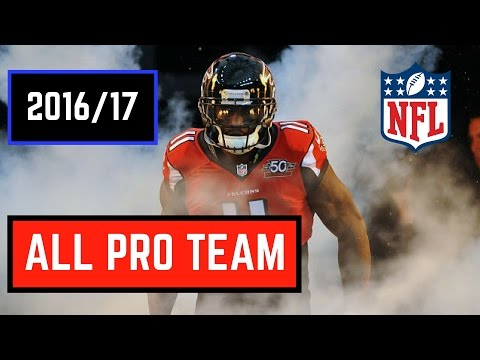 NFL All Pro Team 2016/17