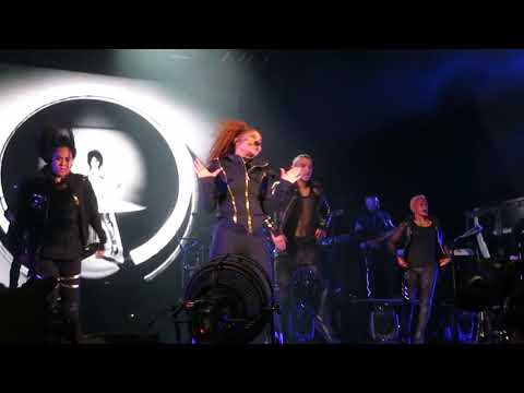 Janet (& Michael) Jackson - Scream - Hollywood Bowl - SOTW Tour