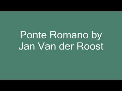 Ponte Romano by Jan Van der Roost