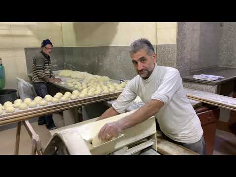 Al Sharek Bakery, Tripoli: The Famous Kaak and Fresh Bread
