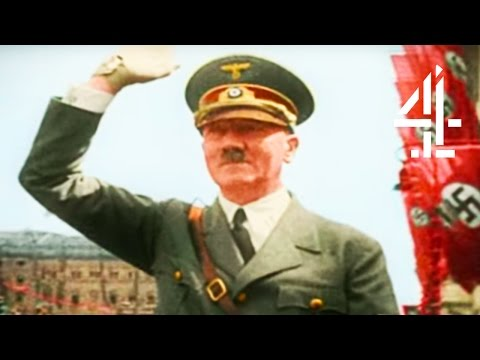 TRAILER: Hitler: The Rise And Fall | Catch Up On All 4