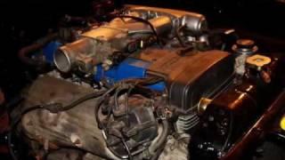 GAZ-24 SWAP 1JZ-GE!!!!