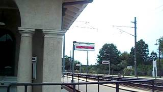 Amtrak At Old Saybrook And Westerly  8-11-11