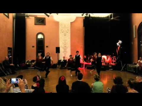 """Bill Bailey"" by Harbour City Hoppers at Swing Patrol Meet Our Scene Ball 2015"