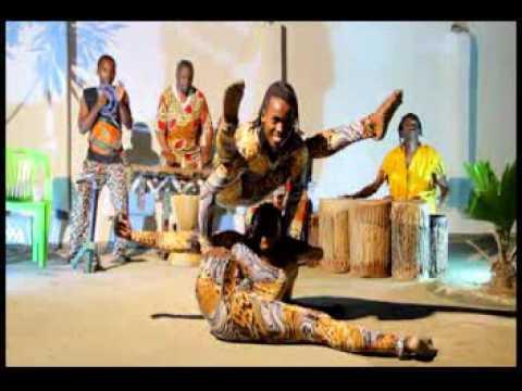 Tradition dance -Tanzania
