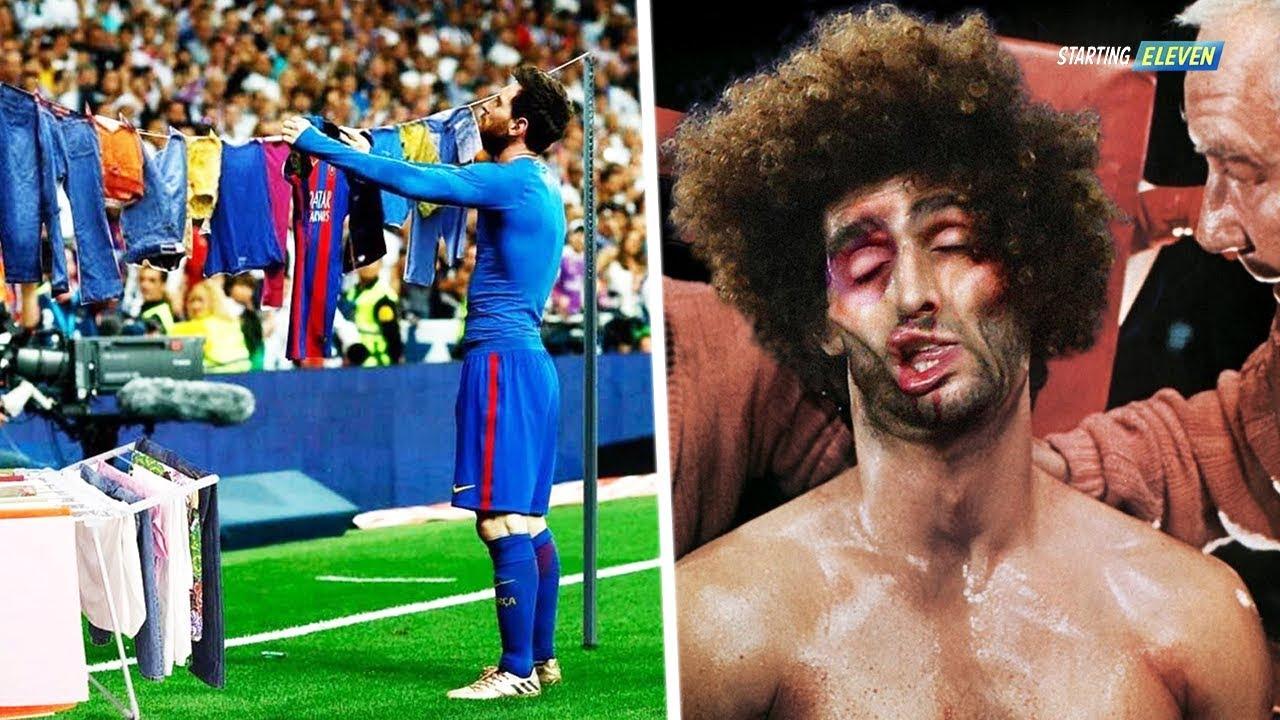 10 Kejadian Gokil Sepak Bola Yang Menjadi Meme Youtube