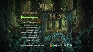 INVICTA - Halls of Extinction - FULL ALBUM STREAM