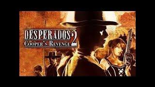 desperados 2 Mission 6 (III) Masquerade  The Meeting Walkthrough Fast/NoAlerts/Non-Lethal