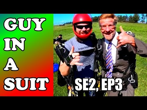 GUY-IN-A-SUIT - (SKYDIVING IN HAWAII) - Se2 Ep3