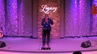 He Makes All Things New PRT 4 | Pastor Soboma Wokoma | Legacy Center Church
