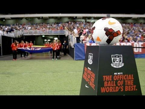 WNT vs. Australia: Highlights - Oct. 20, 2013