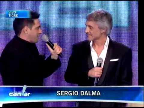 Soñando por cantar - Sergio Dalma, un lujo en Soñando por cantar