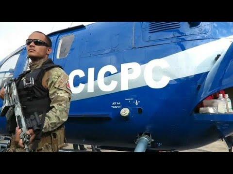 `Rambo`, o piloto rebelde, novo mártir dos venezuelanos