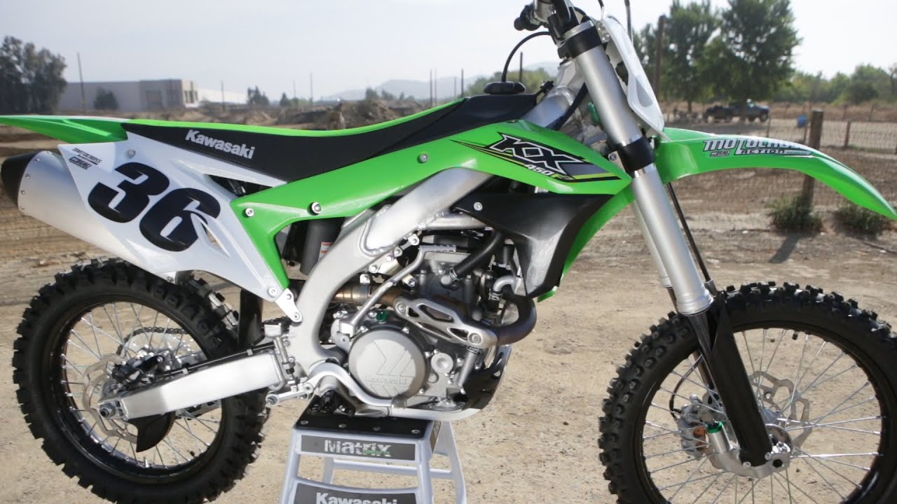MXA RACE TEST: 2017 KAWASAKI KX450F — THE HONEY-DO LIST