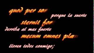 carmina burana sub español latin.MP4