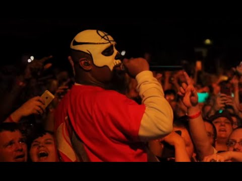 "Tech N9ne - ""Hood Go Crazy"" - LIVE PERFORMANCE"