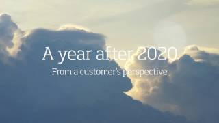 A year after 2020. From a customer's perspective HD