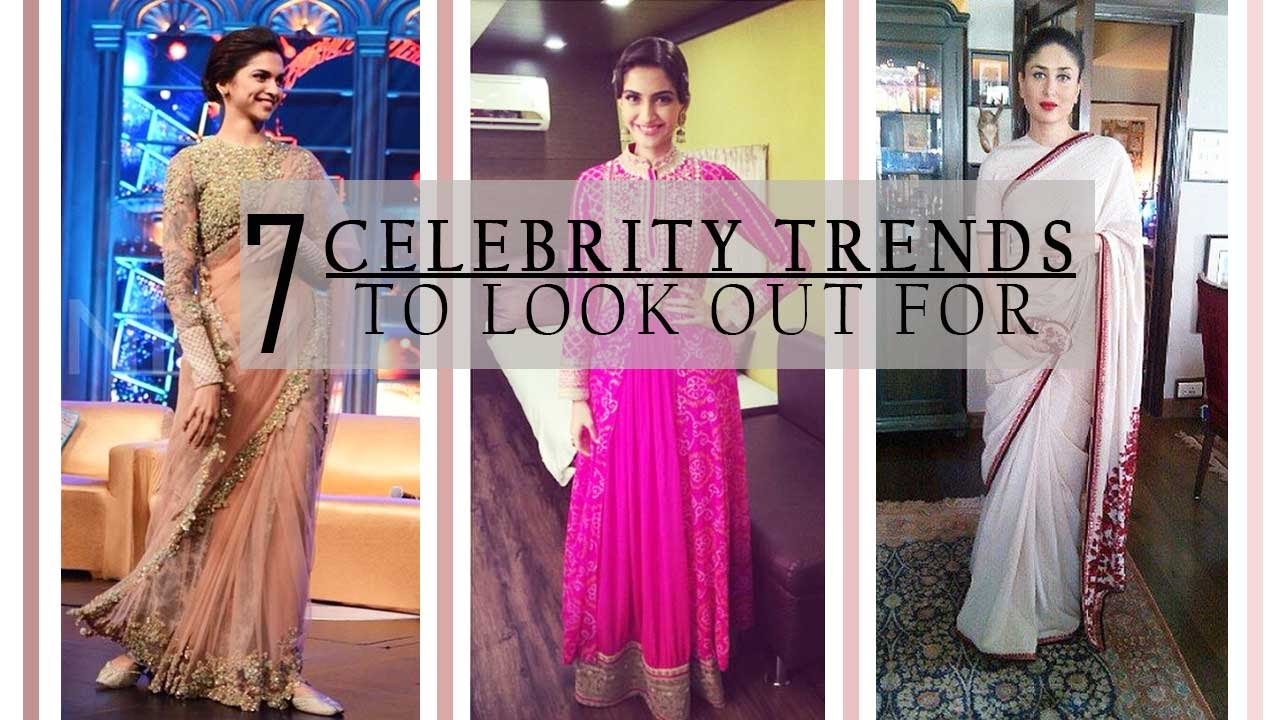7 celebrity trends to look out for this season youtube for Trendy celebrity watches