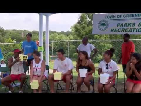 Watch as Greenburgh residents and town leaders take the ALS Ice Bucket Challange at A.F. Veteran Park on Thurday, Aug. 21.