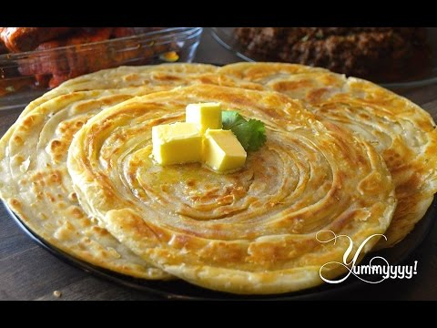 How to make paratha , three easy ways