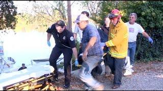Boat Crash On Sacramento River Sends 6 To The Hospital