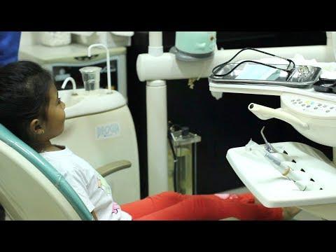 Vlog Cabut Gigi Shinta - Kids Dentist