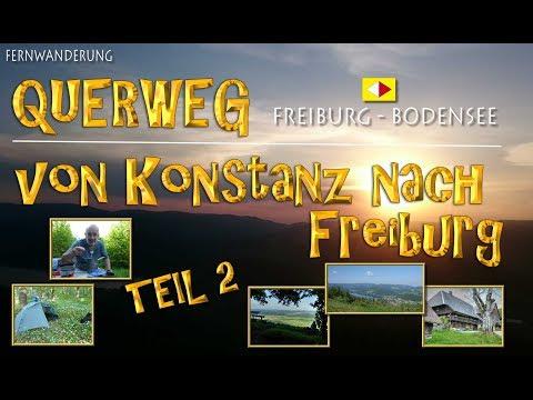 QUERWEG Freiburg - Bodensee - umgekehrt - TEIL 2