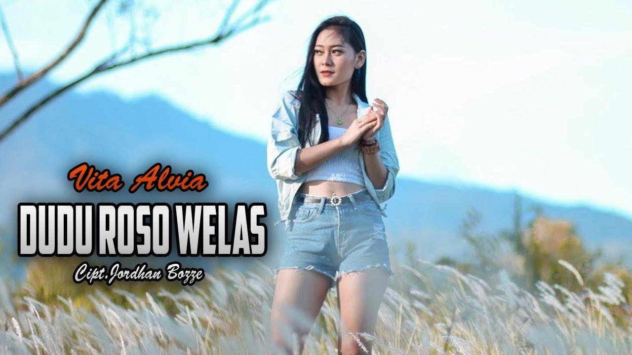 Vita Alvia Dudu Roso Welas Official Music Video Youtube