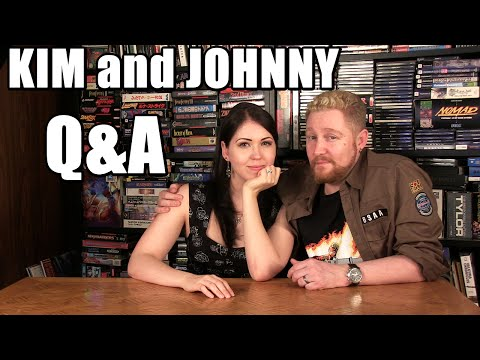 KIM and JOHNNY Q&A - Happy Console Gamer