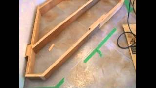 Cabinet Construction: Positioning A Vanity Cabinet Base