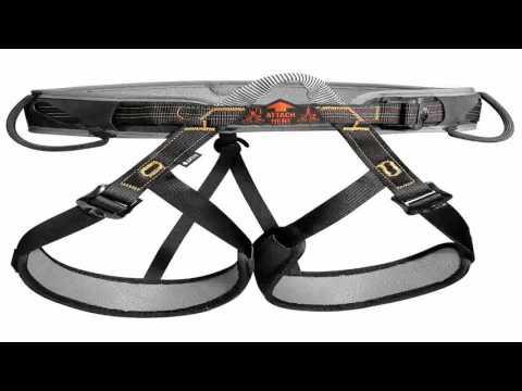 Klettergurt Lacd Harness Start Test : Access: youtube