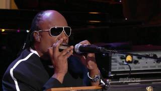 Stevie Wonder - We can work it out ( Live at the White House)