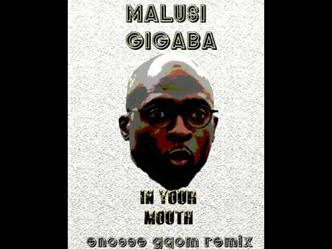Malusi Gigaba - Imagine If This Was In Your Mouth (Gqom Remix)