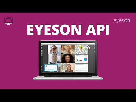 eyeson API - Add Video Meetings to Your Business