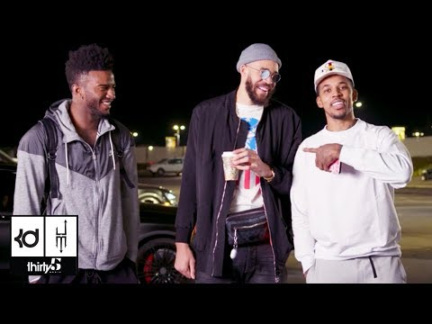 JaVale McGee's Parking Lot Chronicles Episode 4: Nick Young & Jordan Bell