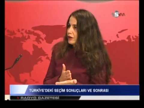 RADYO GAZETESİ - UMUT BOZKURT - 10 KASIM 2015