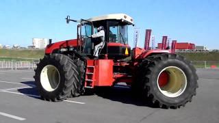Тест-драйв трактора VERSATILE (Версатайл)