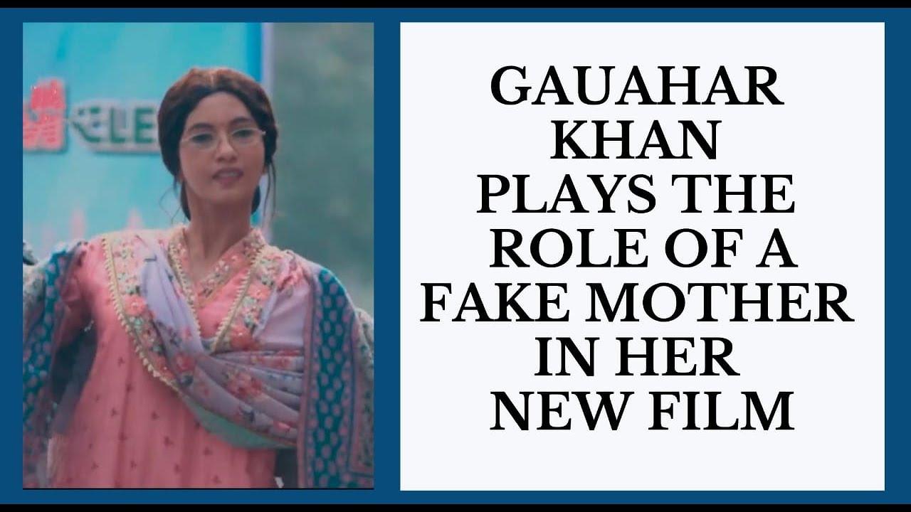 Gauahar Khan Plays A Never Seen Before Avatar In '14 Phere'