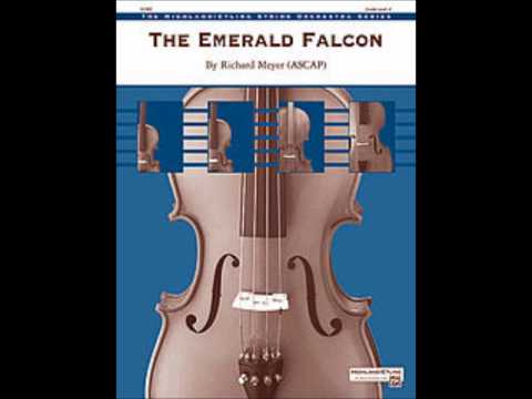 The Emerald Falcon- Richard Meyer (ORIGINAL AUDIO)