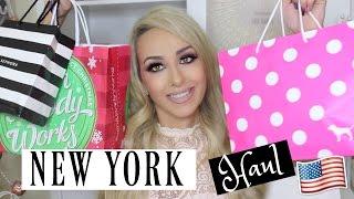 New York haul, Victorias Secret, Sephora and more | DramaticMAC