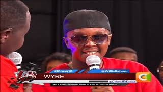 10 OVER 10 | Wyre talks about his new song 'Wanilinda'