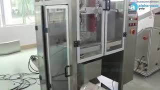 PM-720 13KG BIG VOLUME PILLOW PACK VFFS PACKING MACHINE