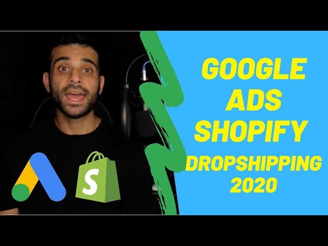 Google Ads Shopify Dropshipping Tutorial 2020 (What They Don't Tell You) thumbnail