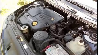 Rad motora renault laguna 1.9 dti 72kw