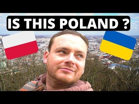 Is This POLAND??! NO UKRAINE!! - LVIV Travel Guide