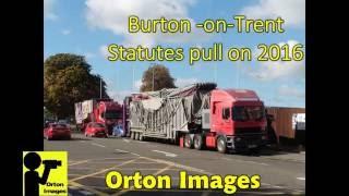 Burton on Trent Statutes 2016; Pull on