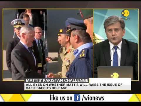 Download Youtube: James Mattis expected to talk tough to Pak over terrorism
